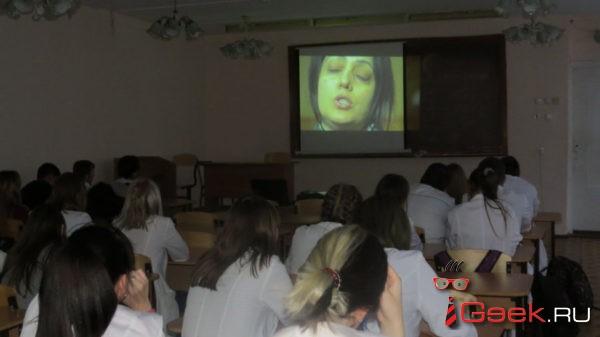 Полицейские показали студентам Серовского медицинского колледжа фильм о трагических судьбах девушек, завербованных в радикальный ислам