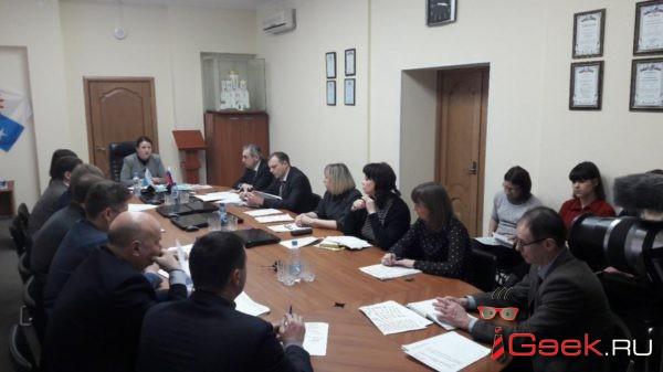Администрация Серова озвучила промежуточные итоги опроса по приоритетному благоустройству общественных территорий