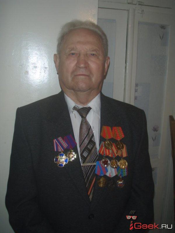 На 89-м году жизни скончался ветеран МВД Василий Пронин