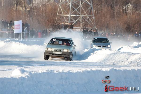 Лед Киселевского водохранилища соответствует всем требованиям для проведения автогонок  SerovICE 2018 – специалисты проверили