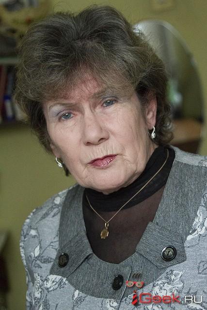 Скончалась Тамара Зарецкая, председатель серовского филиала «Всероссийского общества инвалидов»