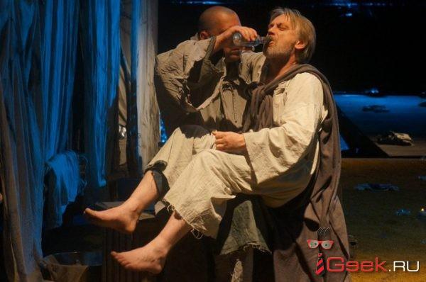 Спектакль «Сучилище» вывел Серовский театр драмы на новый уровень