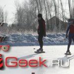 Юные спортсмены соревновались в Серове на Кубке Северного управленческого округа по конькобежному спорту