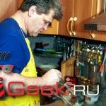 В семье краснотурьинского депутата печь блины – мужская обязанность