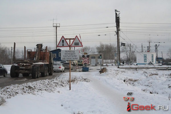 Дорогу в районе железнодорожных переездов по улице Вагонников отремонтируют, как только позволит погода. Но ремонт будет только ямочный