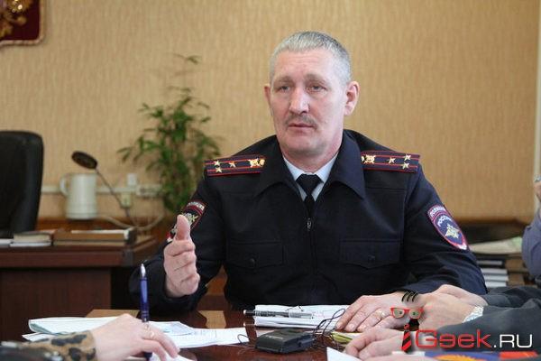 Начальник отдела полиции «Серовский» Олег Якимов заявил о некомплекте личного состава в размере 15 человек