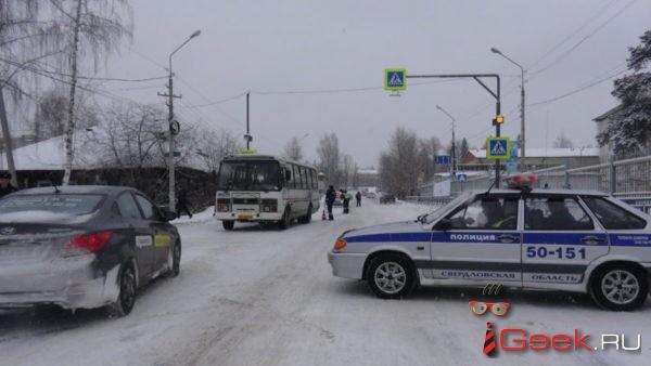 За половину дня в Серове в ДТП пострадали 2 женщины-пешехода