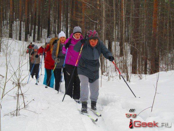 Серовчан вновь зовут на лыжную «Мартовскую прогулку»