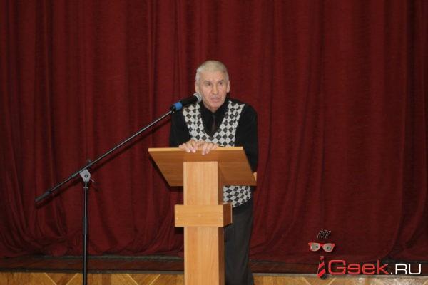 В центральной библиотеке Серова пройдет презентация книги историка Игоря Фомичева