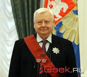 Актер Олег Табаков скончался в возрасте 82 лет