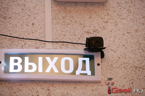 На выборах президента видеонаблюдение будет работать на 36 из 60 участковых избирательных комиссий Серовского округа