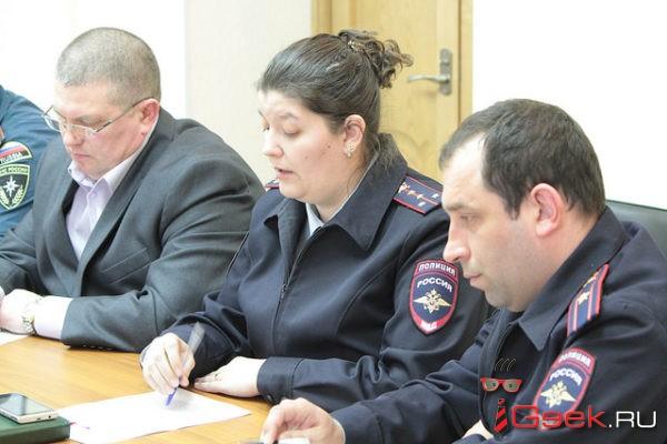 В Серове во время выборов президента на каждом избирательном участке будут дежурить по два сотрудника полиции — «мужского и женского пола»