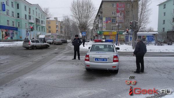 ГИБДД Серова: в праздничные выходные задержали четырех нетрезвых водителей