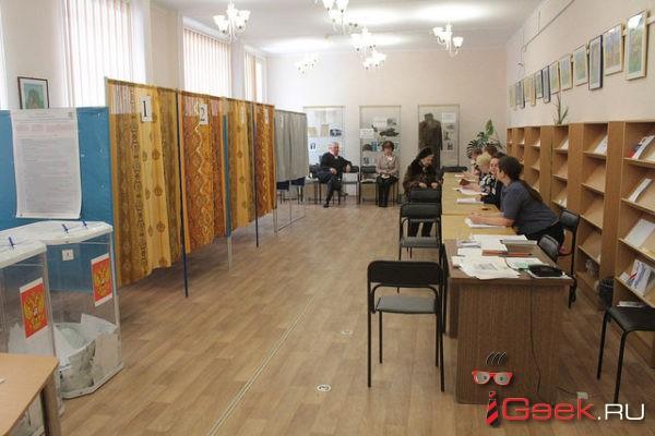 На одном из избирательных участков Серова явка превысила 50 процентов