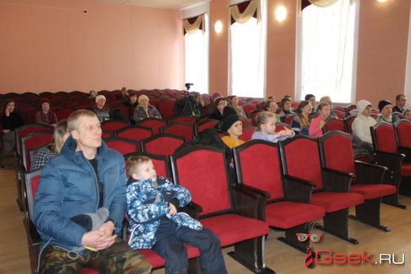 В детской музыкальной школе Серова дали концерт для избирателей