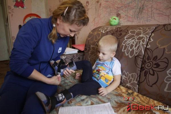 Четырехлетнему Тимофею Волкову необходима помощь неравнодушных серовчан