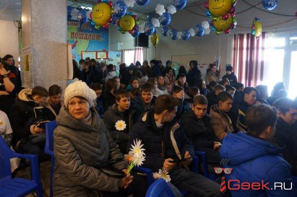 Ко Дню борьбы с туберкулезом в Серове провели акцию. На нее пришли студенты и школьники