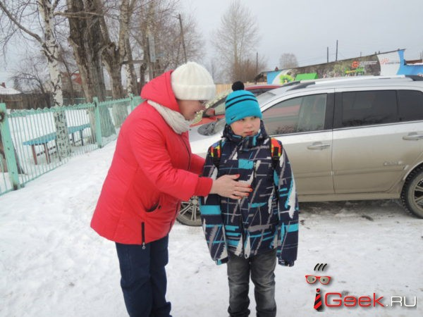 Медянкино посетил «Родительский патруль»