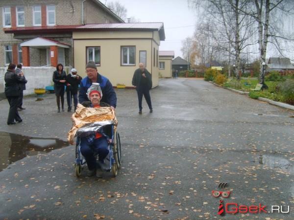 Управление социальной политики Серова потратит около 1,5 млн рублей на обеспечение инвалидов-колясочников техническими средствами реабилитации