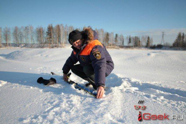 В Серовском и Сосьвинском городских округах скоро закроют ледовые переправы. Жителей просят позаботиться о завозе дров и других крупногабаритных грузов