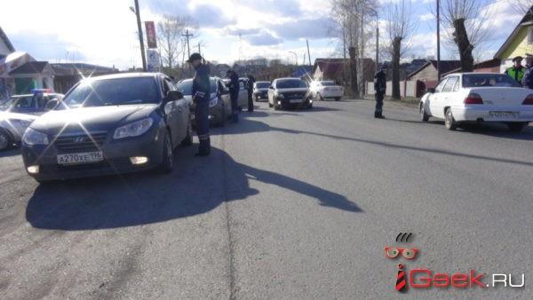 В майские праздники на дороги Серова выйдет скрытый патруль ГИБДД