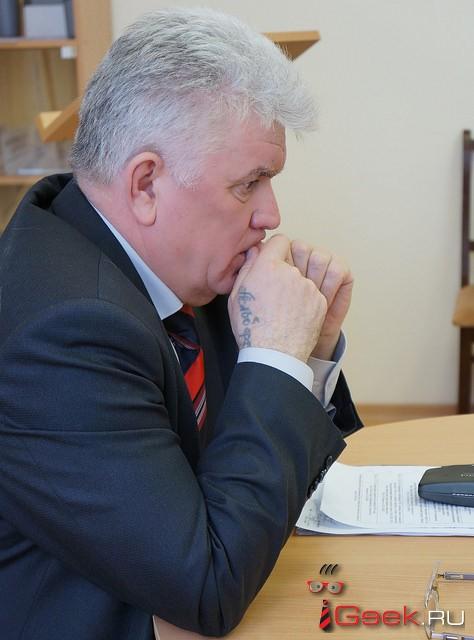 Прокуратура вынесла представление председателю Думы Серова Юсупову из-за метзаводского «крузака», которым тот пользовался