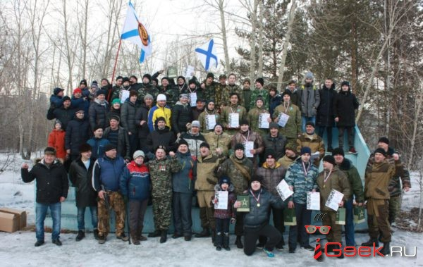 Состязались ветераны боевых действий и воспитанники военно-патриотических клубов из Серова, Новой Ляли, Лобвы и Красноярки