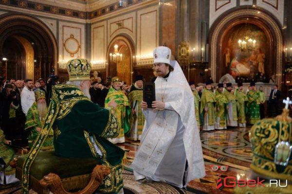 Елена Бердникова побывала на хиротонии епископа Серовского и Краснотурьинского