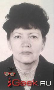 Полиция Серова продолжает розыск пенсионерки Валентины Труновой, пропавшей в начале апреля