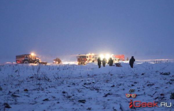 Родственники жертв катастрофы Ан-148 заявили об останках тел на месте крушения. ВИДЕО