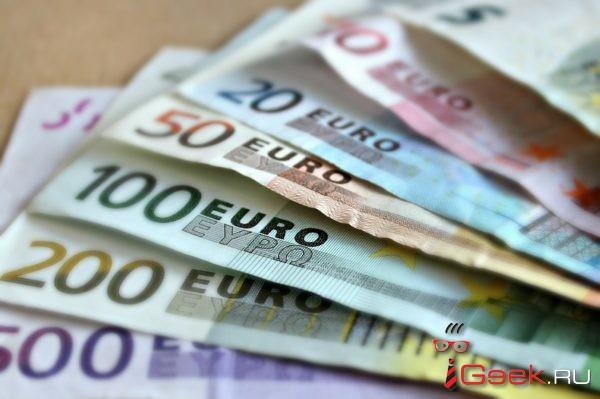 Курс евро на Московской бирже превысил 78 рублей