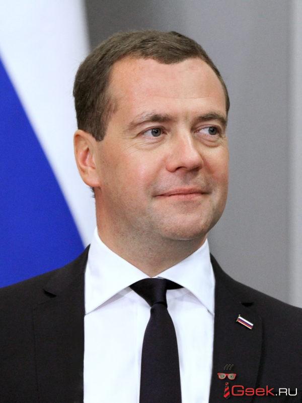 Премьер Дмитрий Медведев рассказал, как Россия жила последние шесть лет (спойлер: было трудно, но хорошо)