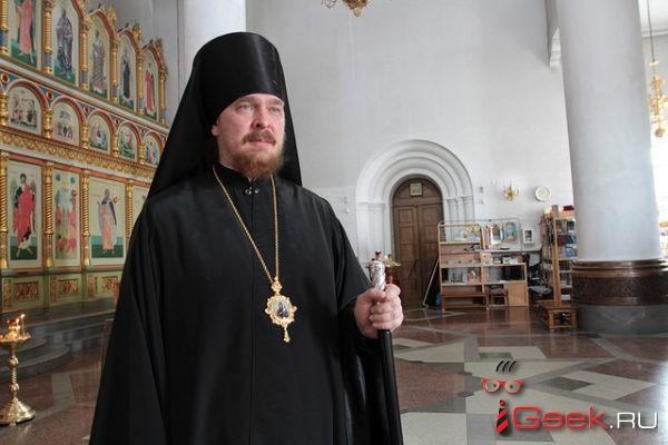 Новый епископ: «Нужно думать, чтобы увеличивать число храмов в Серове»