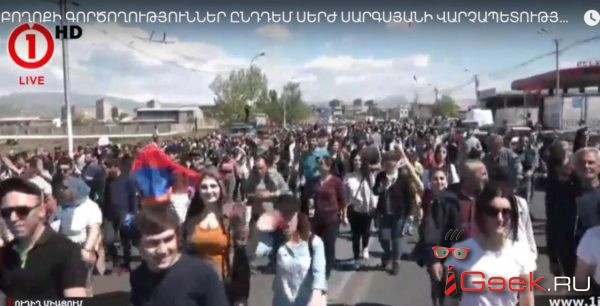 Протесты в Армении: военные переходят на сторону протестующих. А в Москве задержали активистов, поддерживающих оппозицию в Ереване