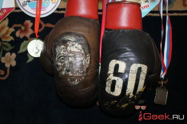 «Бокс — интеллигентный вид спорта». Серовский тренер рассказал о своей любви к спорту