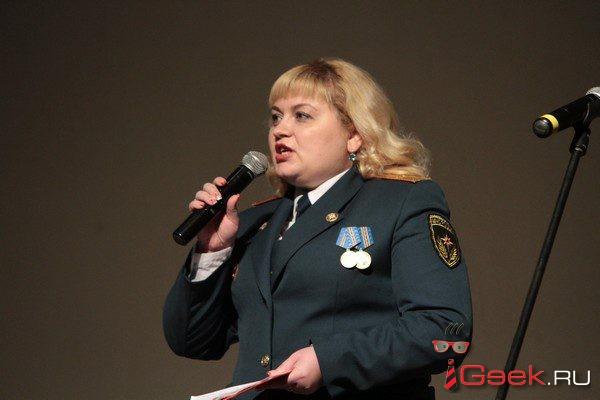 Ветеранам — поздравления, детям — представление. В Серове отметили День пожарной охраны