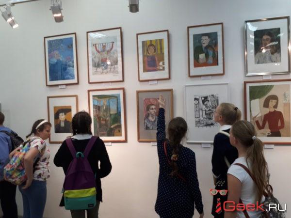 В Серовском историческом музее открыли «Грани творчества»