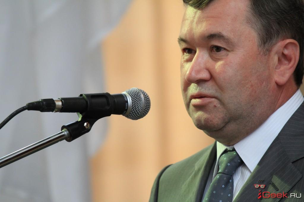 Прокуратура внесла представление гендиректору Серовского завода ферросплавов Валерию Фадееву