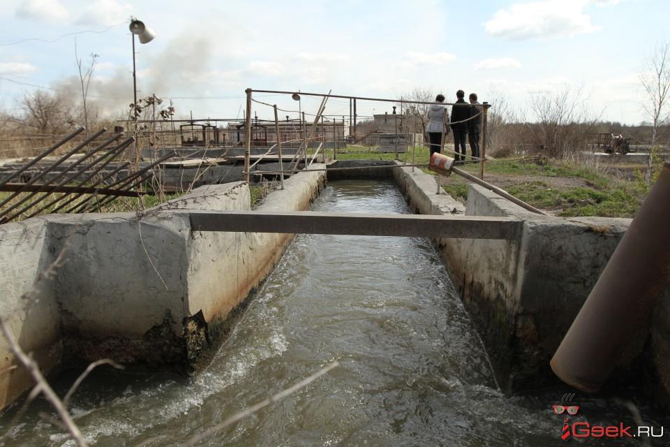 ООО «Сигнал» недоумевает: как очистные сооружения в Серове будут пущены в работу в этом году?