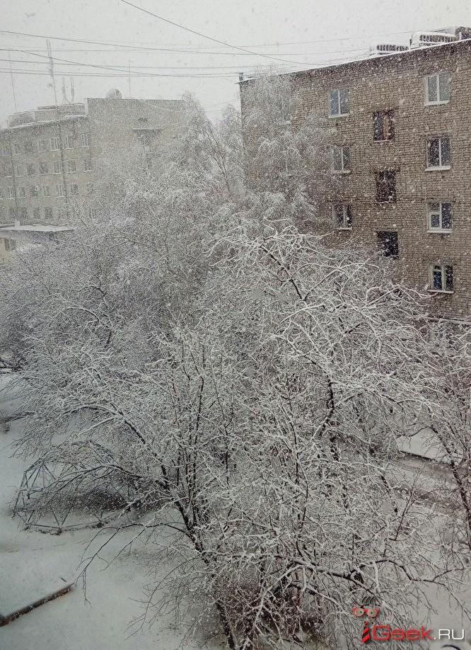 Снова снег? Некоторые города Свердловской области засыпало. Впереди — заморозки