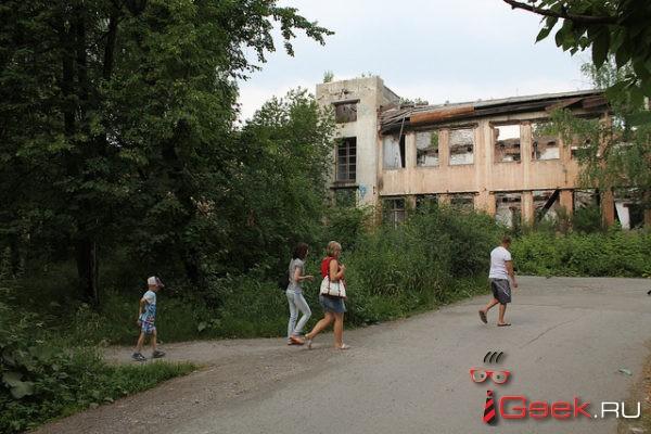 На месте развалин в Больничном городке Серова нужно построить новый туберкулезный диспансер