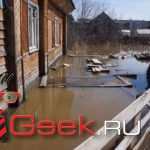 Потоп на улице Карла Либкнехта. Фотоотчет