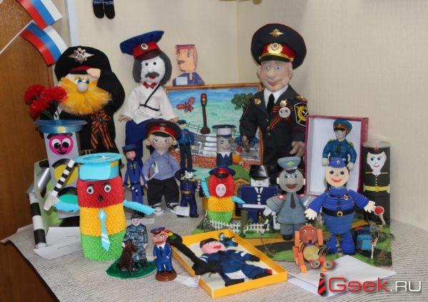 «Полицейский Дядя Степа -2018» глазами ребенка. Отдел полиции приглашает юных серовчан поучаствовать в творческом конкурсе МВД