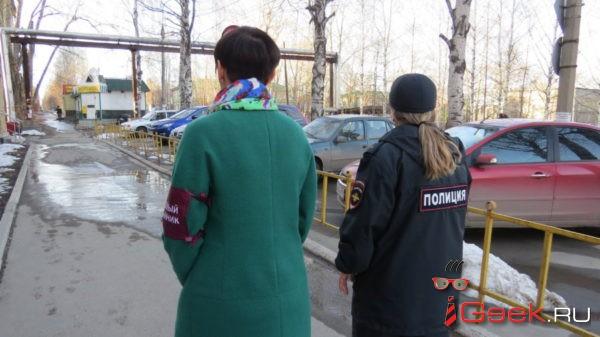 Серовские полицейские провели операцию «Улица» и поделились советами, как избежать нападения