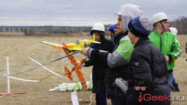 Серовские авиамоделисты заняли два призовых места на кубке Свердловской области по воздушному бою