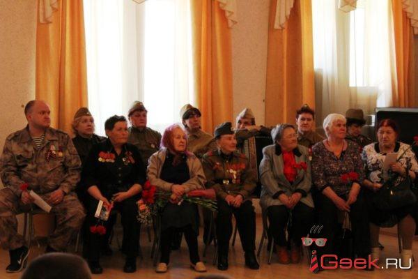 «Пусть поколения помнят»… В Серове ветераны рассказали школьникам о Великой Отечественной войне