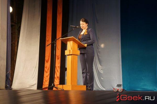 Накануне Дня Победы в Серове состоялось торжественное собрание