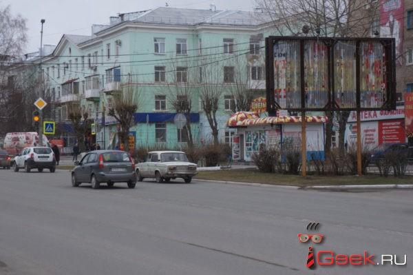 В Серове меняют баннер, на котором ветераны Великой Отечественной названы не своими именами