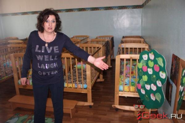 Серовский детский сад «Семицветик» затопило весенними дождями