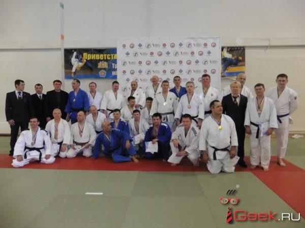 Серовчанин завоевал медаль областного турнира по дзюдо